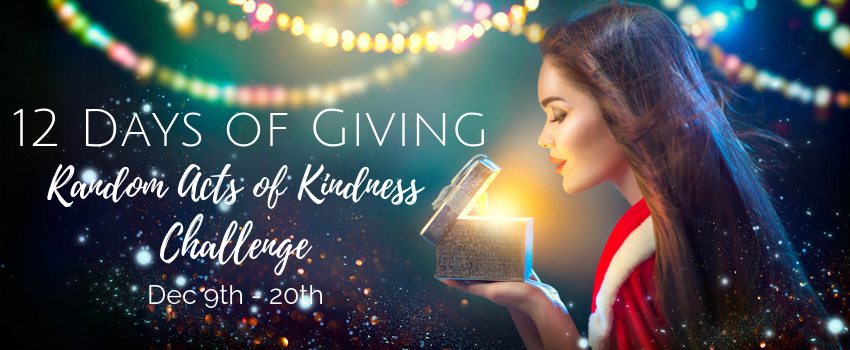 Day 12 – Random Acts of Kindness Challenge 2018