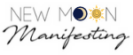 New Moon Manifesting Logo