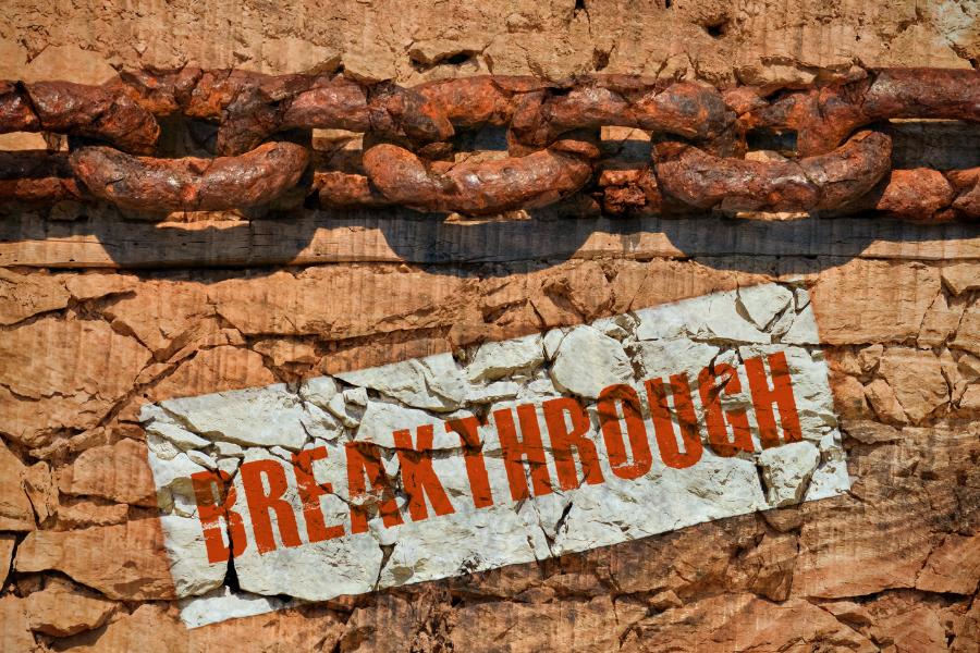 Breakthrough – Scorpio New Moon