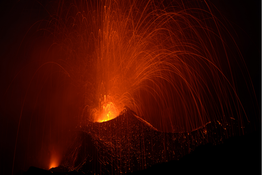 Eruptive – Leo Full Moon